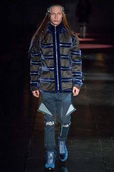 The complete Hood By Air Fall 2014 Ready-to-Wear fashion show now on Vogue Runway.
