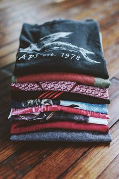 old graphic tees