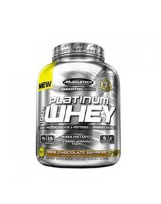 Muscletech Essential Series Platinum %100 Whey 2280 Gr