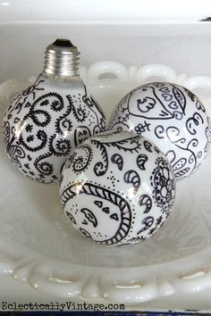 Best Light Bulb Crafts