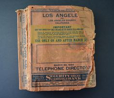 where can you get a phone book