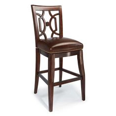 Frontgate Manchester Swivel Bar Height Bar Stool 30 Quot H