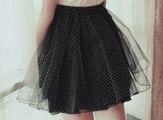 DIY tulle skirt K im making this