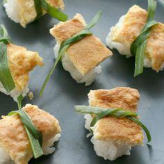 Sushi - but nothing raw