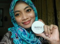 SKIINZ ADVANCED TRIPLE STEMCELL BB CUSHION BUAT MUKA JADI GLOWING - Ceritera Si Gadis Biru