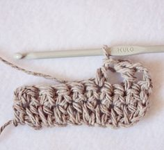 Crochet tips - hdc around previous hdc! - Mon Petit Violon