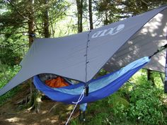 ENO hammock, but I want to try homemade!