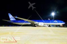 Boeing 777-300 KLM PH-BVI | por CNF ao vivo