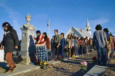 Wounded Knee, 1890 - 1973 in photos