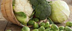 Alimentos contra el cáncer: Vegetales Crucíferos