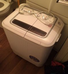 Panda Compact Portable Washer Capacity This Compact Twin