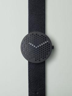 Alexander Lervik'sBikupa watch, created for his own design brand Tingest.