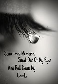 I Dont Cry Often But When I Do I Want Someone There To Hold Me