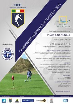1 Tappa Nazionale 2015 #Footgolf a Lerca (Ge) @Federfootgolf