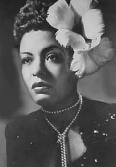 "Billie Holiday | ""If I'm going to sing like someone else, then I don't need to sing at all. """