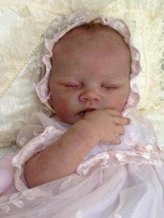 Romie Strydom Silicone Reborn Baby