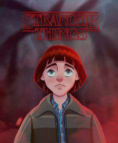 Stranger things by BorislAva33.deviantart.com on @DeviantArt