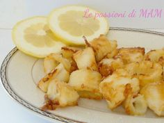 Calamari al forno come fritti Homemade Sauerkraut, Sauerkraut Recipes, Antipasto, Calamari, Seafood Recipes, Vegetarian Recipes, Good Food, Yummy Food, Fish Salad