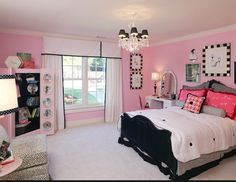 Teener bedroom