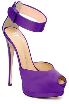 Vicini - Guiseppe Zanotti Shoes - 2011 Fall-Winter