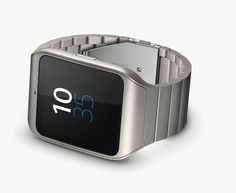 Stainless steel Sony SmartWatch 3 coming in February 2015.  We've heard rumours about a stainless steel band for the Sony SmartWatch 3 for a while now, and it seems Sony's finally ready to take the wraps off the product. [READ MORE HERE]