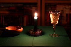 Many Pagans maintain solitary practices. Even if you work with a group, sometimes you can't be with them for one reason or another. Here's an Imbolc ritual for honoring and communing with the Goddess Brighid suitable for a solitary setting.