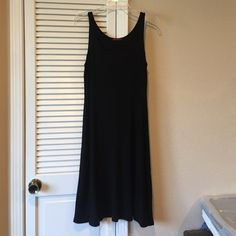Barbara Lesser dress Plain back tank dress. Jersey material Barbara Lesser Dresses