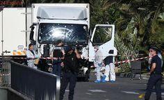 Camiones, el terror sobre ruedas de la yihad