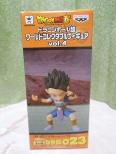 New Dragon Ball Super DWC World Collectable Vol.4 Kyabe Figure