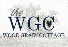 Fave Blogs: Wood Grain Cottage