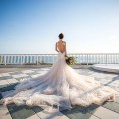 An unforgettable #view the iconic #Loretta by #GaliaLahav.