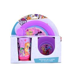 Set dejun 5 piese My Little Pony My Little Pony, Children, Character, Young Children, Boys, Kids, Mlp, Child, Kids Part
