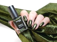 trend it up Maybelline, 13. November, Trend It Up, Natural Nails, Fall 2018, Swatch, Manicure, Nail Polish, Beauty