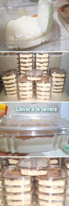 leches ¨ Si te gusta dinos HOLA y dale a Me Gusta… Mini Cakes, Cupcake Cakes, Cake Recipes, Dessert Recipes, Puerto Rico Food, Dessert In A Jar, Happy Kitchen, Latin Food, Cake Shop
