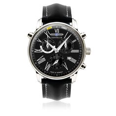 Zeppelin Watches - L127 Transatlantic at Chrono Watch Company