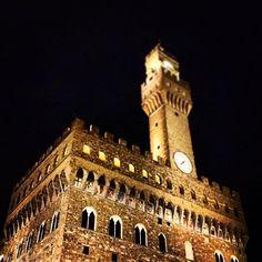 Palazzo Vecchio in Firenze, Toscana