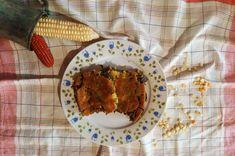 Ηπειρωτική Πίτα Μπλατσαριά Grains, Rice, Plates, Tableware, Food, Licence Plates, Dishes, Dinnerware, Griddles