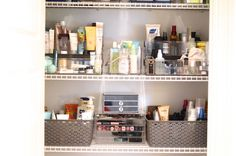 12 Easy Ways to Organize Your Beauty Products