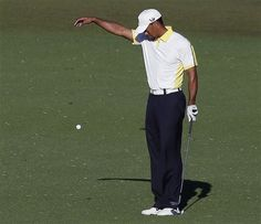 Tiger Woods gets a reprieve in the Masters : Sports