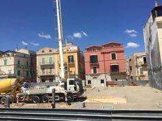 Piazza Di Vagno: rimostranze dell'arch. Tattoli sul nostro articolo #Corato, #PiazzaDiVagno, #Lostradone  Corato LoStradone.it