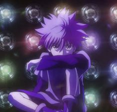 I Luv U, Killua, Hunter X Hunter, Anime, Art, Anime Shows, Kunst, Art Education, Artworks