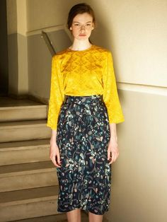 Samantha Sotos - womenswear ready to wear collection. Lace Skirt, Ready To Wear, Fall Winter, Women Wear, Skirts, How To Wear, Clothes, Collection, Fashion