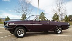 '63 Pontiac LeMans 326 Convertible, Pontiac Lemans, First Car, Gto, Le Mans, Car Parking, Muscle Cars, Classic Cars, American