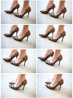 How to wear leopard print shoes// shoes by  @Sole Society #shoes