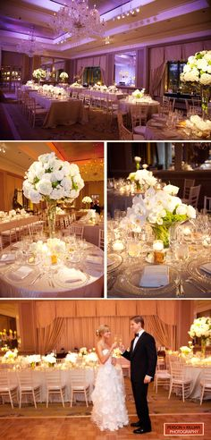 A Classically Beautiful Boston Wedding at the Four Seasons
