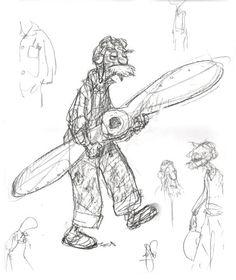 Peter-de-Seve Aviateur 02