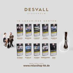 Wir haben jetzt auch Desvall Tabak 100g im Sortiment! #Tabak #Shisha #Desvall #100g