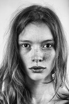 potential model- Julia Hafstrom with IMG. I also see her as a potential for the one way ticket