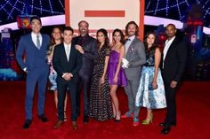 """Daniel Henney as the voice of Tadashi,  Maya Rudolph as the voice of Aunt Cass,  Ryan Potter as the voice of Hiro, Scott Adsit as the voice of Baymax, Jamie Chung as the voice of Go Go, Genesis Rodriguez as the voice of Honey Lemon, T.J. Miller as the voice of Fred, Katie Lowes as the voice of Abigail, and Damon Wayans Jr. as the voice of Wasabi in """"Big Hero 6""""."""