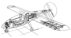 Cutaway view Build Your Own Drone, Kit Planes, The Art Of Flight, Aviation Technology, Experimental Aircraft, Interesting Topics, Aircraft Design, Rc Model, Airplane